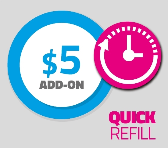 Picture of Any Purpose Add-On Funds REFILL - Pay Bill