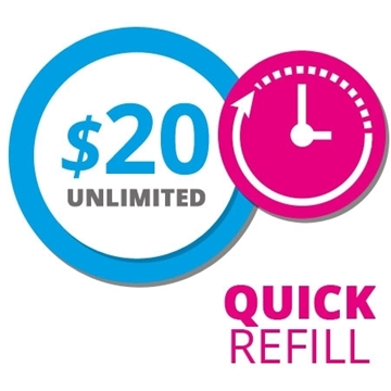 REAL Mobile refill any plan