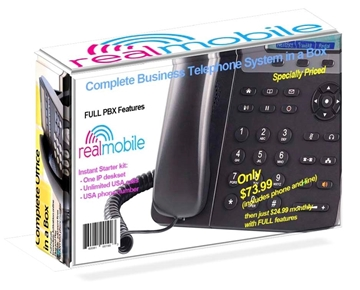 Complete Business Phone System in a Box