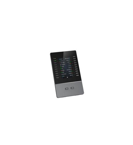 Extension Module with 272x480 LCD display that offers up to 40 contacts per module