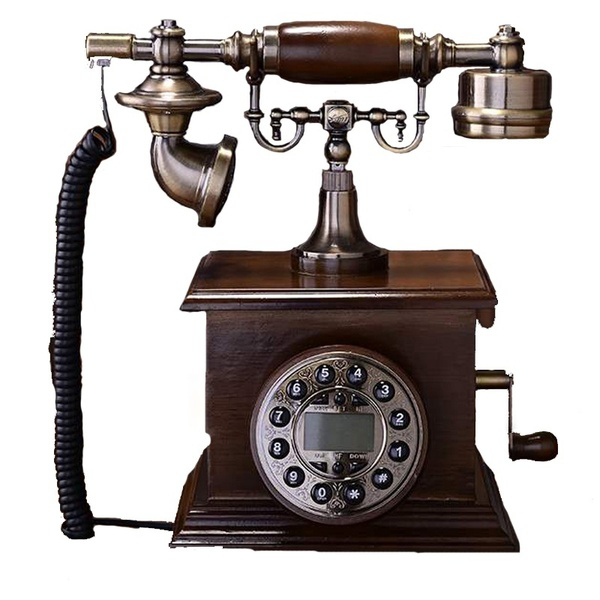 retro phone dial tone service