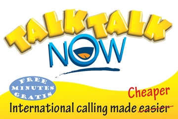 Picture of Talk Talk NOW! - $1.00 - $100.00