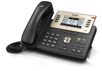 Executive Gigabit IP Phone with POE