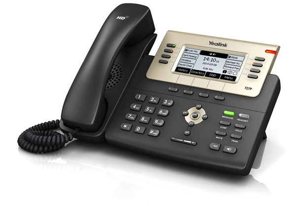 Executive Gigabit IP Phone with POE