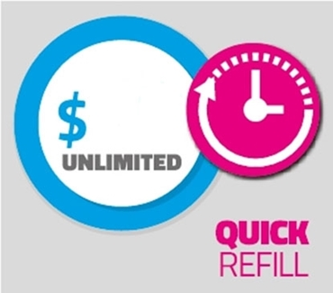 Picture for category QUICK REFILL (pay bill)