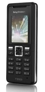 Picture of Sony Ericsson t250