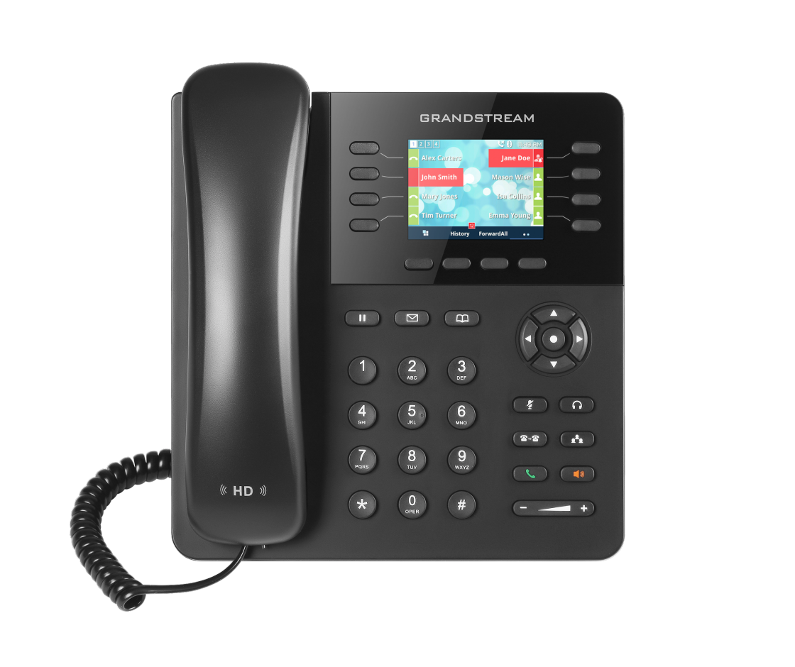 Business phone system in the cloud