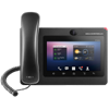 IP Video Phones with AndroidTM extend the power of advanced video and audio communications to the desktop