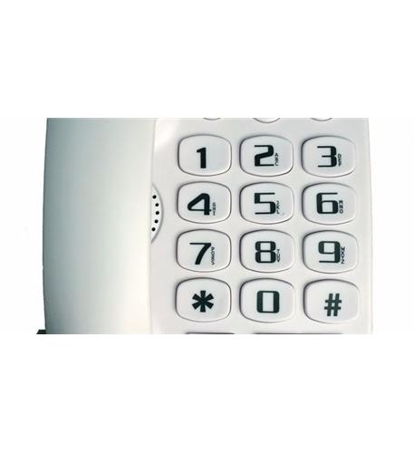Big Button Home phone option for the elderly