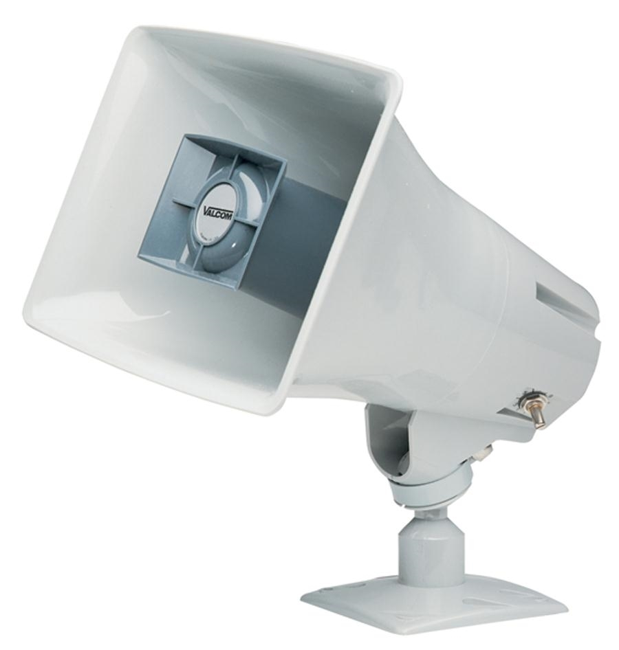 All Weather Paging Horn VC-VIP-130AL-BGE by Valcom