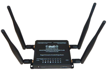 LTE fixed wireless internet router